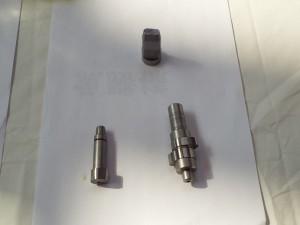 楕円、偏芯、カム形状加工品サンプル